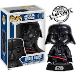 Funko - Star Wars Pop Vinyl, Darth Vader