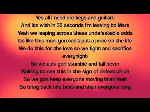 Jessie J Price Tag Lyrics Youtube