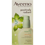 AVEENO Active Naturals Positively Radiant Daily Moisturizer SPF 15 4 oz by Pharmapacks