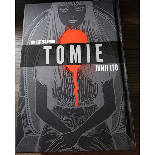 "What I'm Reading: ""Gyo,"" ""Uzumaki,"" and ""Tomie"" by Junji Ito [part 3]"
