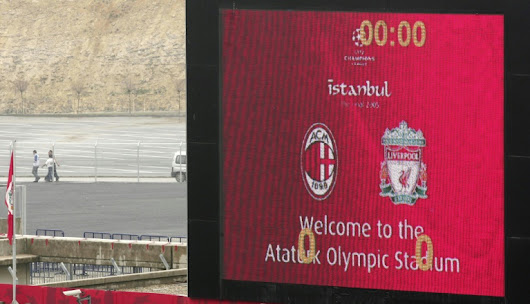 Istanbul to host 2020 Champions League final - World Soccer Talk