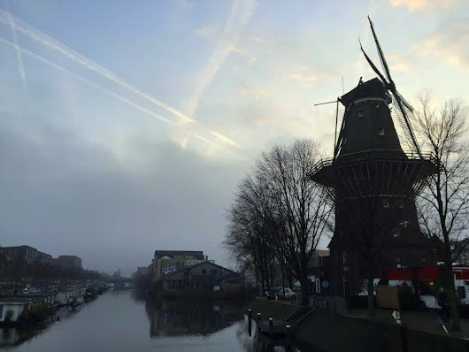 WINDMILLS IN AMSTERDAM - things to do in Amsterdam