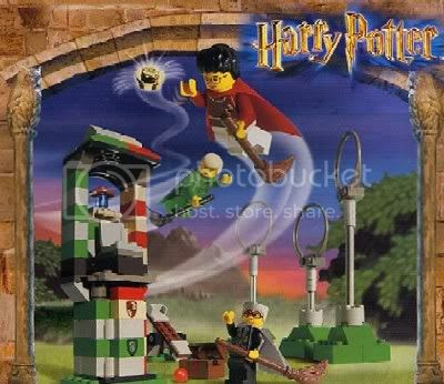 Potter, que lo sepas, eres un pringao, que te matas a pajas, y yo me he tirao ¡a tres! (Ali G dixit)