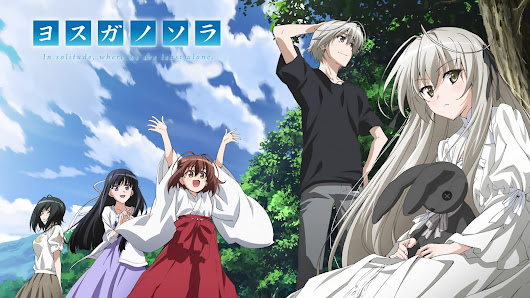 Descargar Yosuga no Sora - BluRay 1080p | +SP por MEGA - Japan Paw!