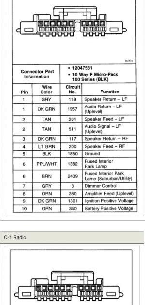 89 Mustang Radio Wiring Diagram