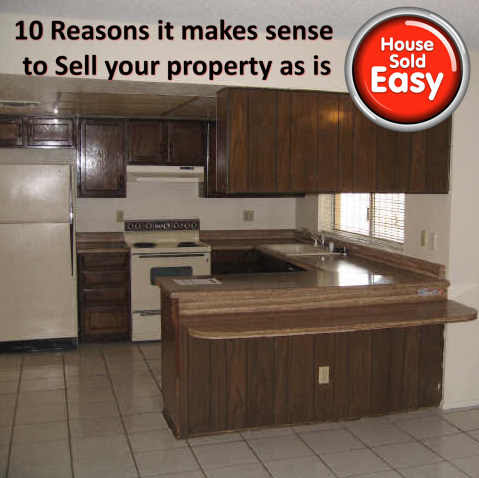 The Top 10 Reasons to Sell a House As Is