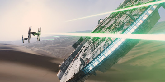 Star Wars: Episode VII - The Force Awakens Mega Post! - AfterCredits