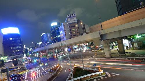Roppongi at night 3