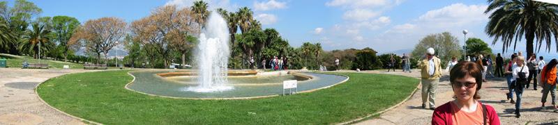 Barcelona2006 - yfir bænum