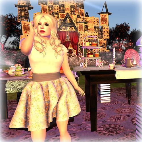 Alice in RMK Gothic