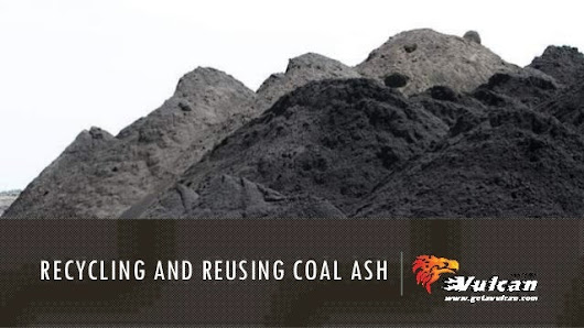 Recycling and reusing coal ash