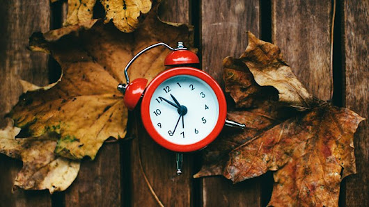 How to Survive the End of Daylight Savings Time and Shorter Days