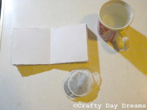 tea staining 1