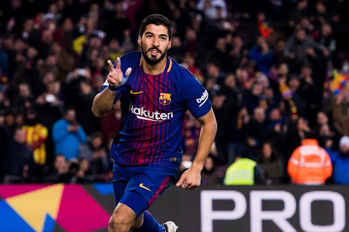 Barcelona player ratings as Yerry Mina gets 7 on first start but Luis Suarez disappoints: Barcelona ...