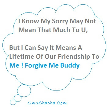 Sorry Sms To Best Friend Picture Sms Status Whatsapp Facebook