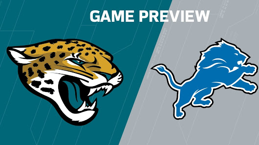 Jaguars vs. Lions (Week 11 Preview) | NFL NOW - YouTube