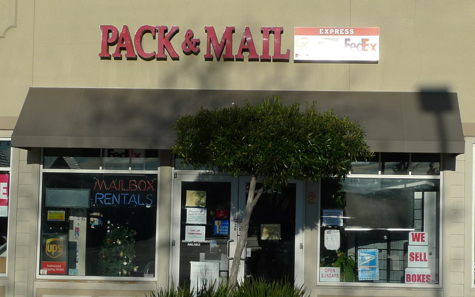 Pack and Mail Express