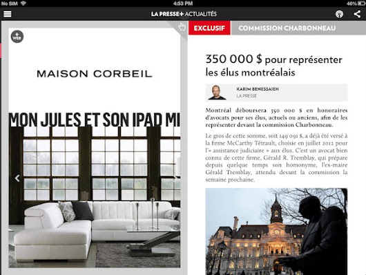Can La Presse save the newspaper industry by doing everything wrong?