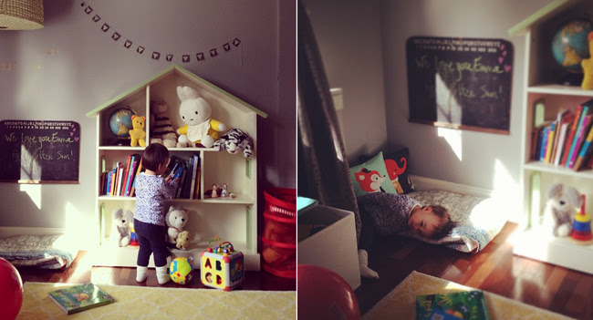 Emma's Reading Corner