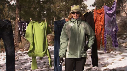 The Enemy Within - Backyard Clothesline -  Video Clip | Comedy Central