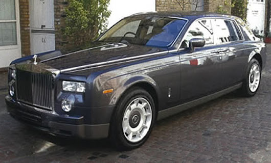Rolls Royce Phantom - Special Day Cars
