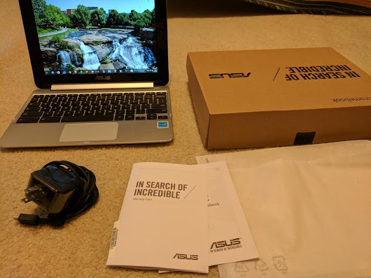 Asus Chromebook Flip (Chromebook) For Sale - $200 on Swappa (PAJ231)