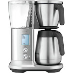 Breville - the Precision Brewer Thermal 12-Cup Coffee Maker - Brushed Stainless Steel