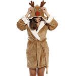 Elf Velour Robe