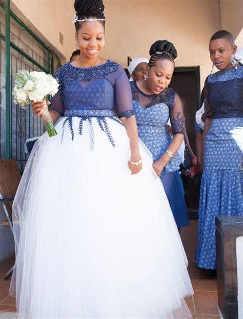 Shweshwe Dresses for Women   Shweshwe Traditional Dresses