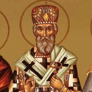 Αποτέλεσμα εικόνας για Άγιος Ιωάννης Πατριάρχης Κωνσταντινούπολης