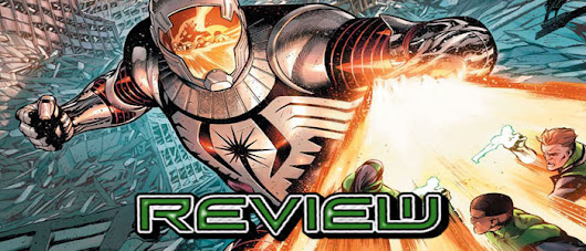 Hal Jordan and the Green Lantern Corps #42 Review - The Blog of Oa