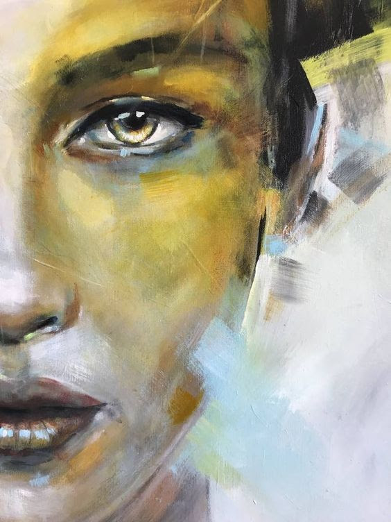 Bethany By Joost Verhagen, Acrylic Painting