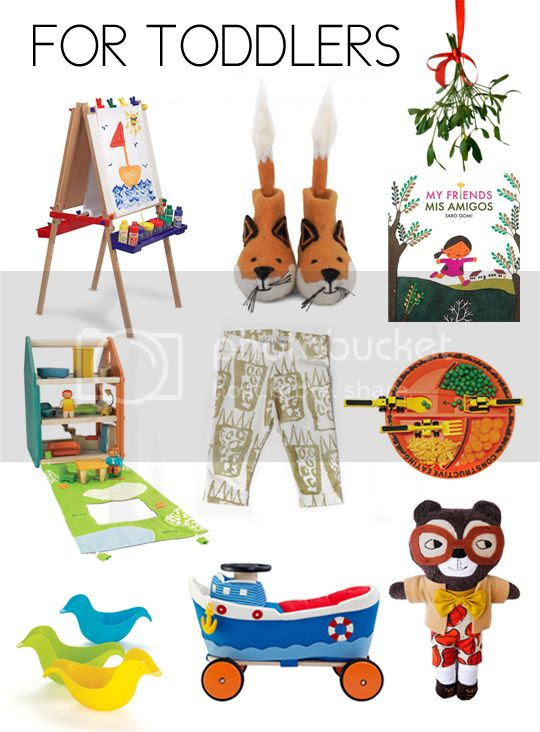 Hello Jack Blog - 2013 Holiday Gift Guides - For Toddlers