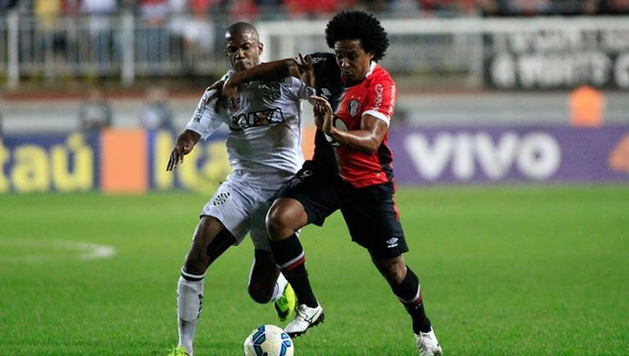 Joinville x Figueirense Kempes Fabinho (Foto: Divulgação/Joinville EC)