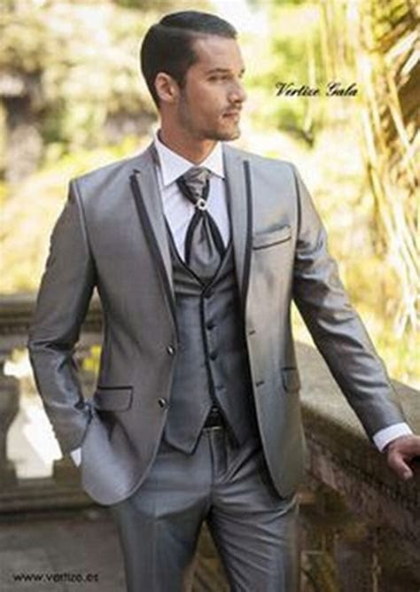2018 Custom Made Men's Wedding Suits Groom Tuxedos Formal