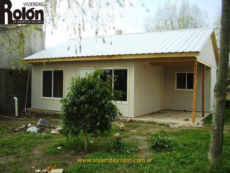 Casas de madera prefabricadas casas rolon viviendas for Viviendas de madera precios