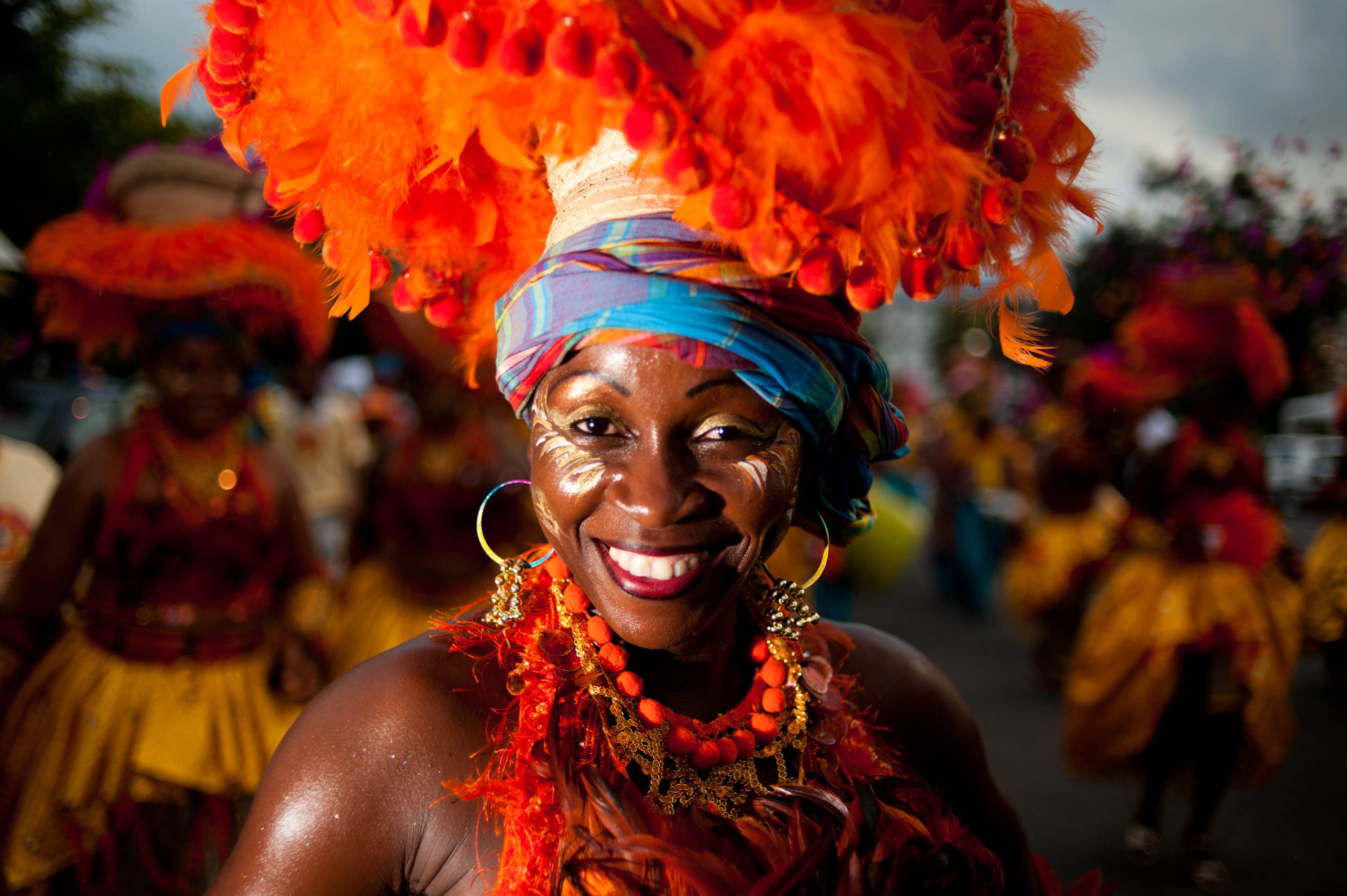 "Caribbean People: GUADELOUPE: AFRICAN DESCENDANTS IN ""THE ISLAND OF"