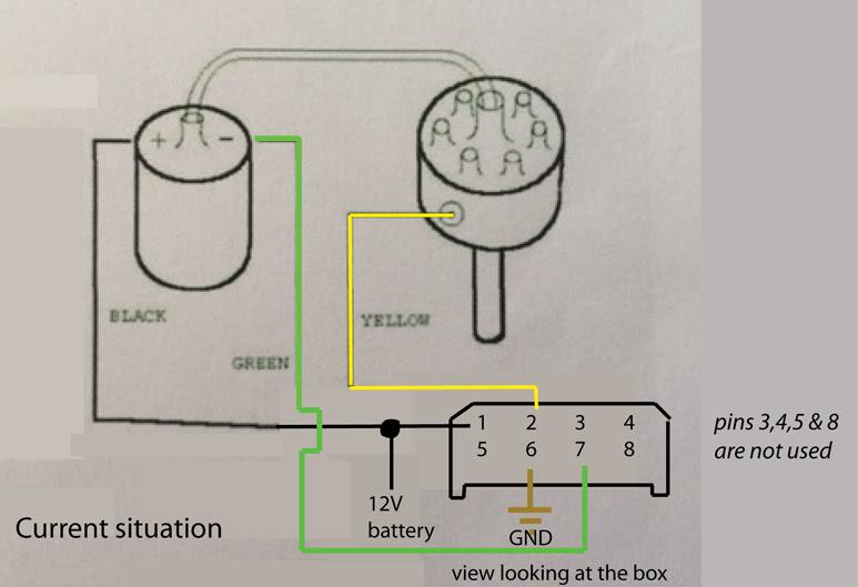 Vdo Tach Wiring 3 Pin