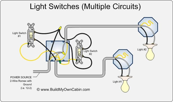 Marine Battery Selector Switch Wiring Diagram | schematic ...