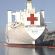 Clock Ticking For Hospital Ship: USNS Mercy preparing for orders to head to Philippines