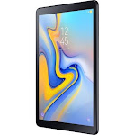 Samsung Galaxy Tab A SM-T590 Tablet - 10.5 - 3 GB - Qualcomm Snapdragon 450 Octa-core (8 Core) 1.80 GHz - 32 GB - Android 8.1 Oreo - 1920 x 1200 -