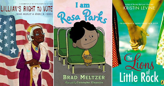 30 Inspiring Books on Girls & Women of the Civil Rights Movement