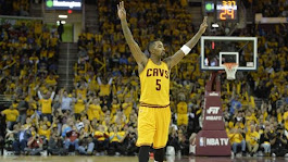 J.R. Smith moves to 11th on NBA's all-time three-pointers list - CBSSports.com