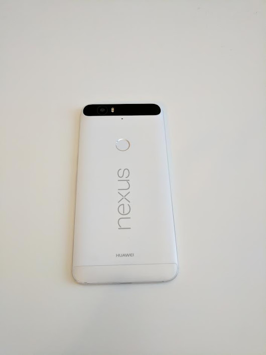 Nexus 6P (Unlocked) For Sale - $359 on Swappa (FSZ037)