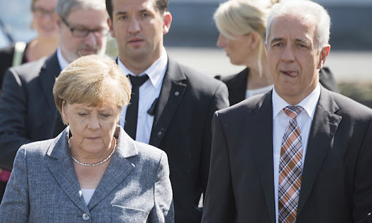 Angela Merkel's humane stance on immigration is a lesson to us all | Will Hutton | Comment is free | The Guardian