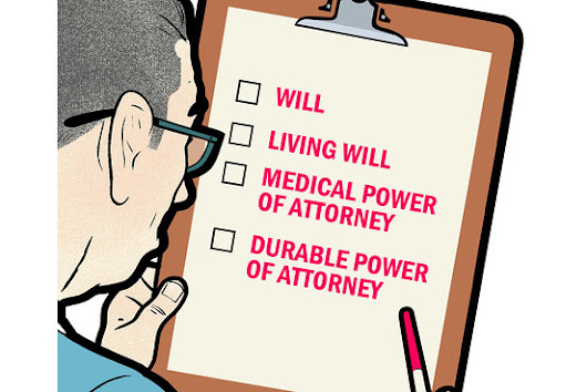 Four Estate Planning Documents Everyone Should Have - WSJ