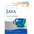 Core Java: Fundamentals Volume 1 (Sun Core): : Cay S. Horstmann, Gary Cornell: Books