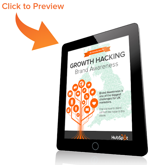 Growth Hacking Brand Awareness