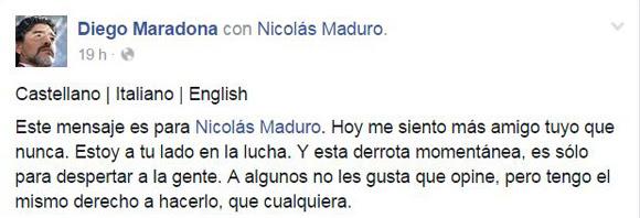 Maradona-Maduro1