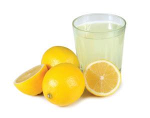 onion and lemon